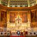 Church Interior Symmetry