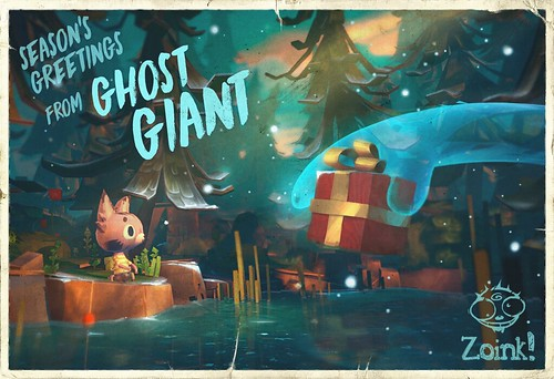 Zoink - Ghost Giant | by PlayStation.Blog