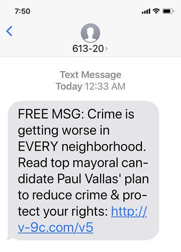 Paul Vallas Lost My Vote | by swanksalot