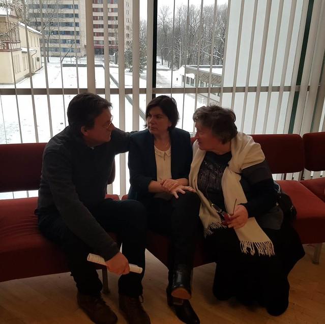 4. pieredzes apmaiņa diskusijās ar prof. J.Kurikinu