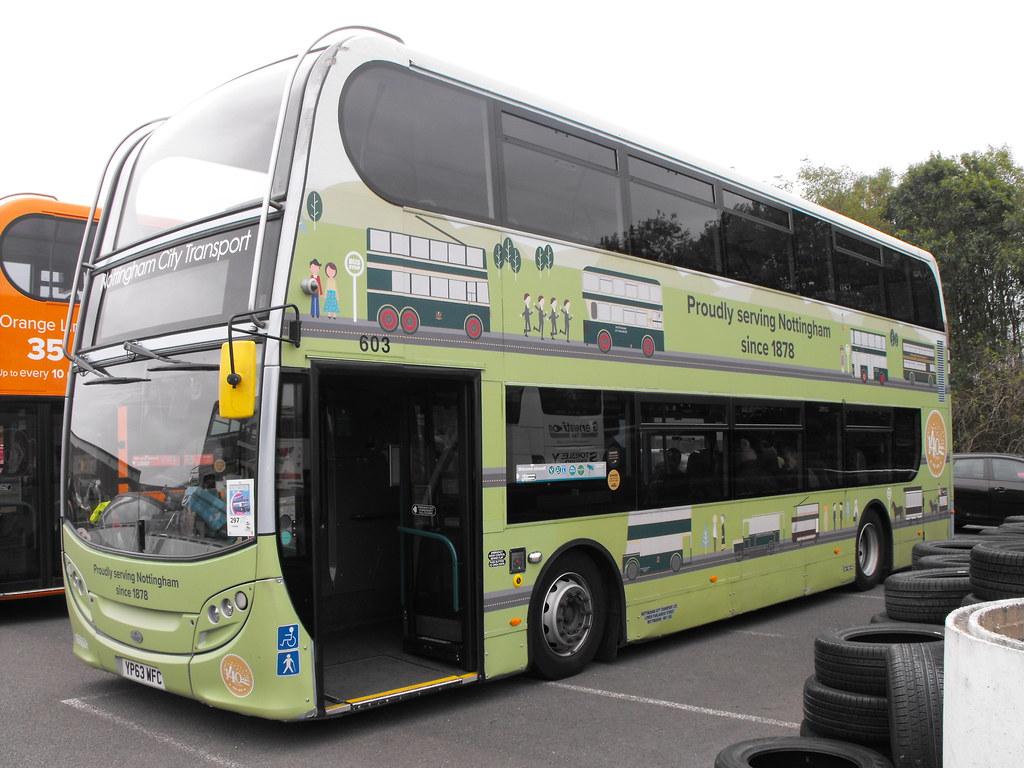 Nottingham City Transport @ Showbus 2018 (3)