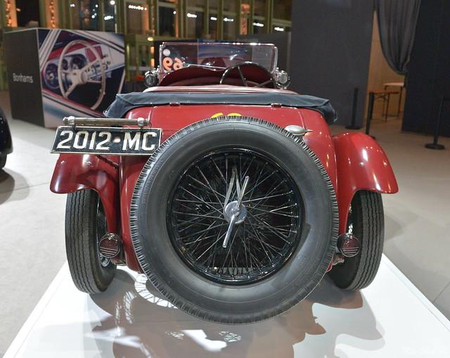 1930 Alfa Romeo 6C 1750 suralimenté Gran Sport Spider
