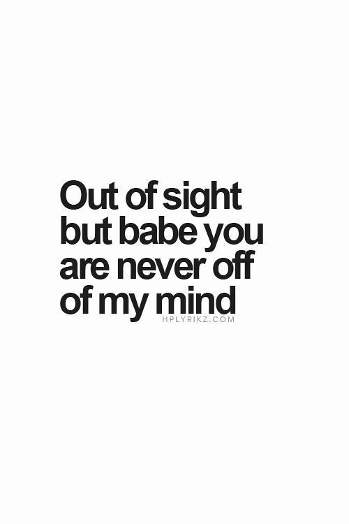 Soulmate And Love Quotes: I Miss You Quotes for Him For Wh