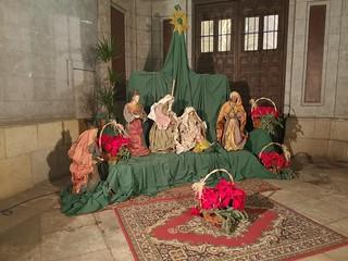 Navidades en Madrid 2018 portal de belén iglesia de San José   by Rafael Gomez - http://micamara.es