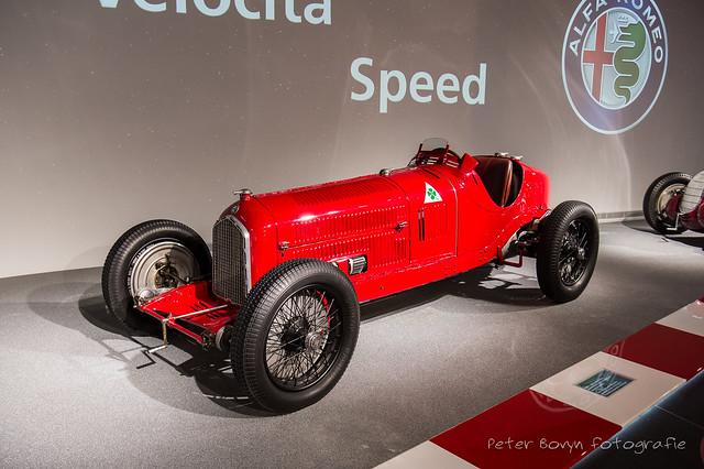 Alfa-Romeo Gran Premio Tipo B - 1932