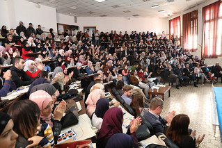 "Algeria – Algiers: #EU4YOUth Campus Tour – ""Entrepreneurship and Creative Industries"" - Algérie - Alger : Campus Tour #EU4YOUth « Entreprenariat et industries créatives » - الجزائر – الجزائر العاصمة، جولة في الحرم الجامعي #EU4YOUth ""ريادة الأعمال والصّناع"