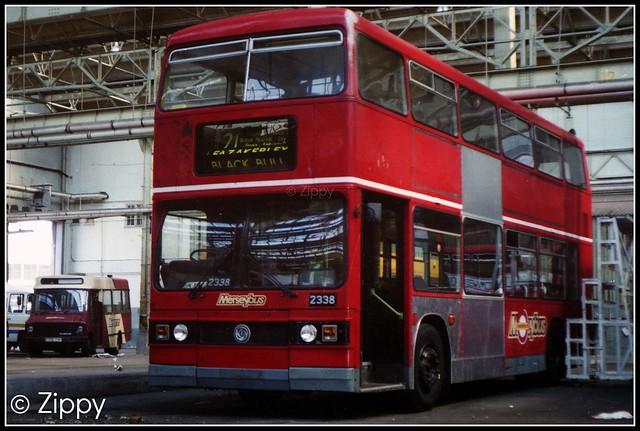 Merseybus - 2338 KYV338X