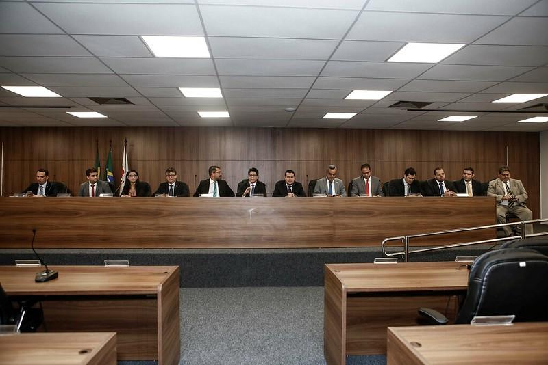 CAACE e ESA estaduais empossam diretores nas subsecções, 29-01-2019