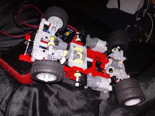 lego technic sirslayer chassis | by victormendozajr