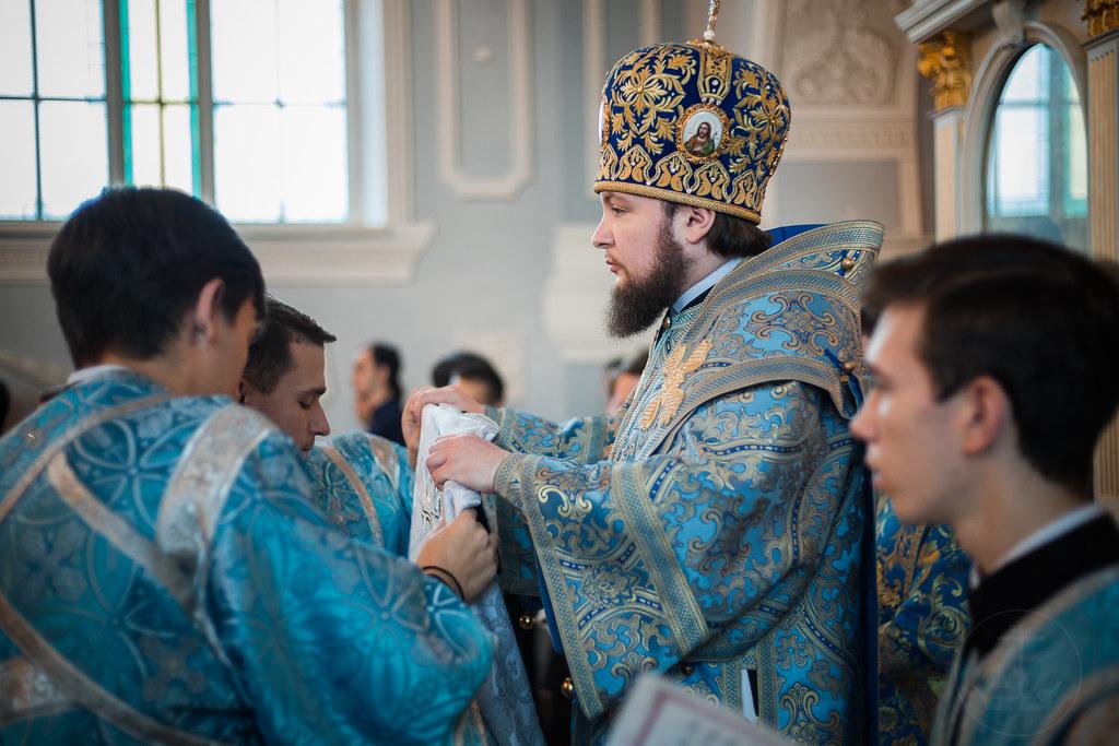 3-4 ноября 2018, Празднование в честь Казанской иконы Божией Матери / 3-4 November 2018, The Kazan Icon of the Most Holy Theotokos