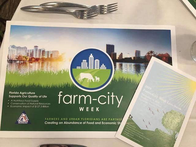 Farm-City Week 2018