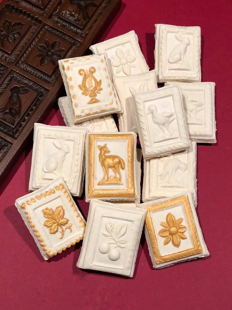 Springerle Cookies Nadia Bakes Flickr