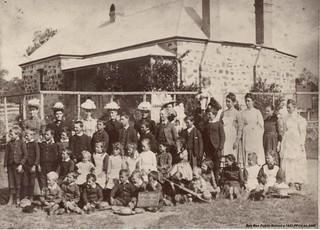 Baw Baw Public School c.1892