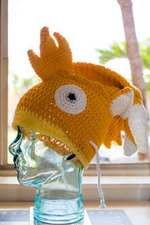 Shiny Magikarp Hat | by somethingbyvera