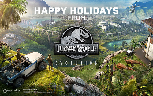 Jurassic World Evolution | by PlayStation.Blog