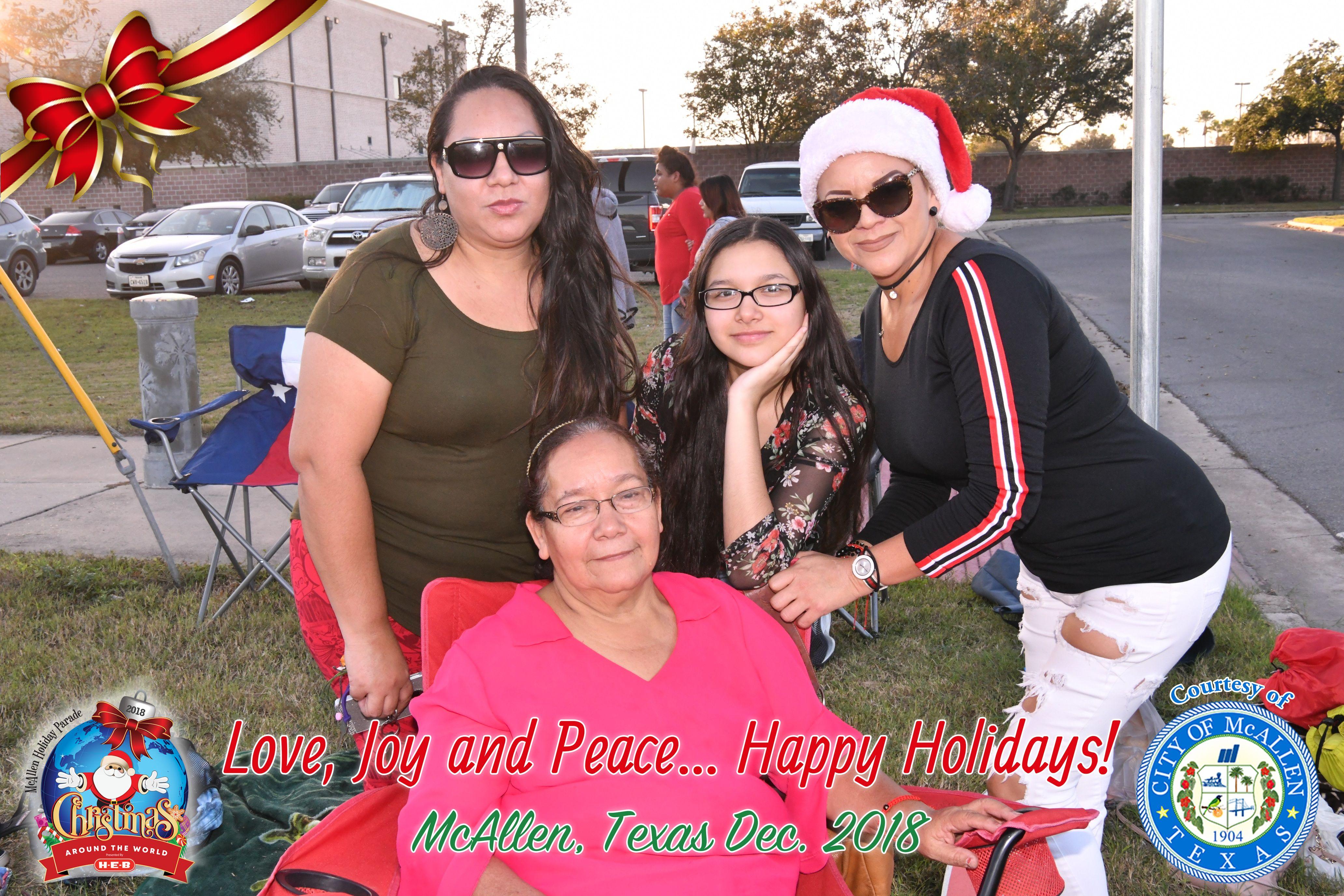 McAllen Holiday Parade 2018 — Part 1