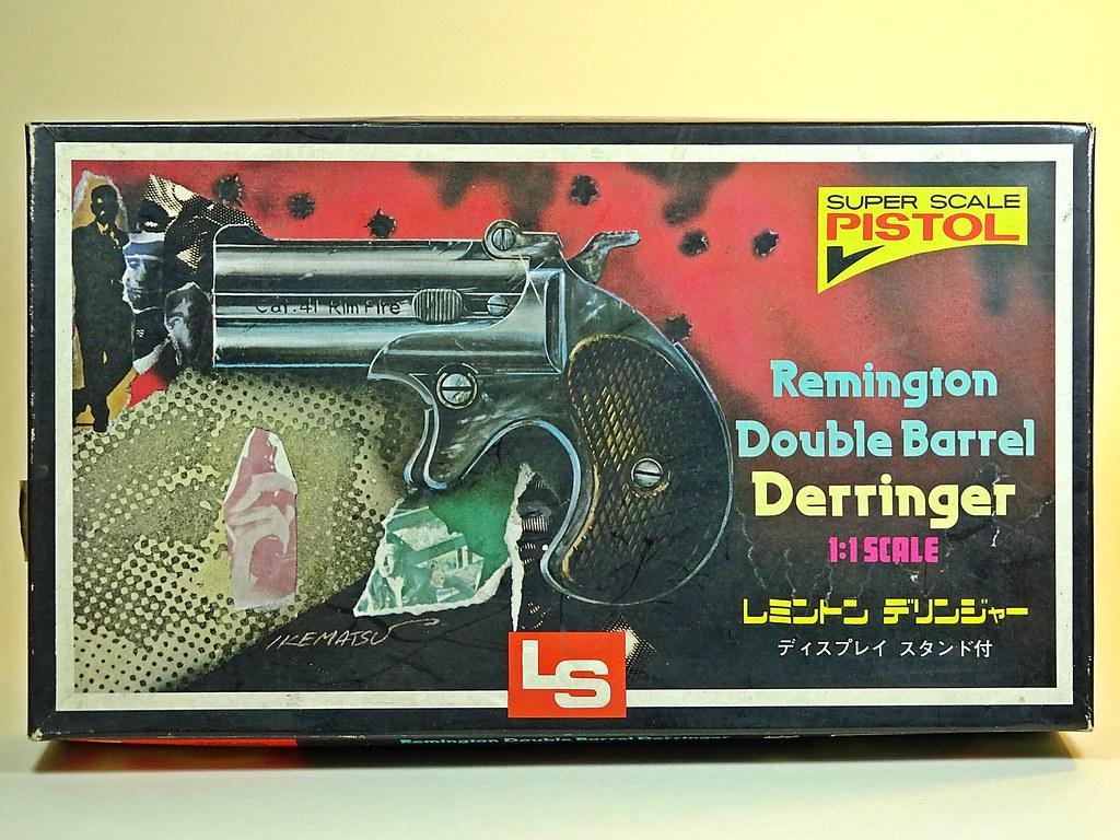 LS – Vintage Plastic Model – 1/1 Scale – Remington Double …   Flickr