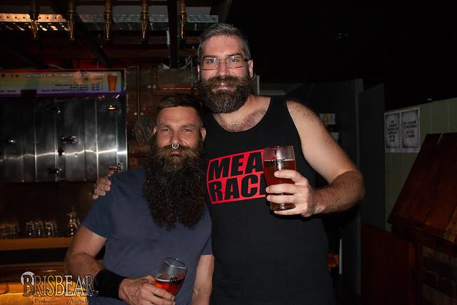 Brisbears Black Party