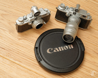 Miniature Canon III camera | by Luis TAPPA