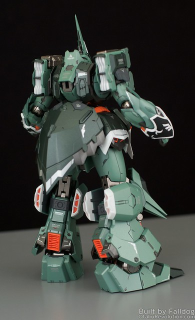Steel Legend Metal Build Kshatriya 21