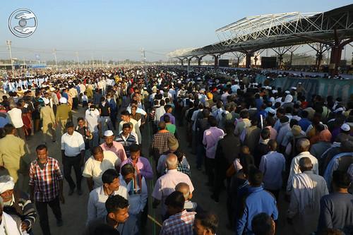 A view of Namaskar Lines