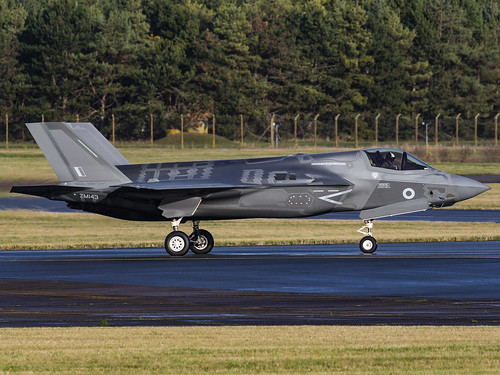 Royal Air Force | Lockheed Martin F-35B Lightning II | ZM143 | by MTV Aviation Photography