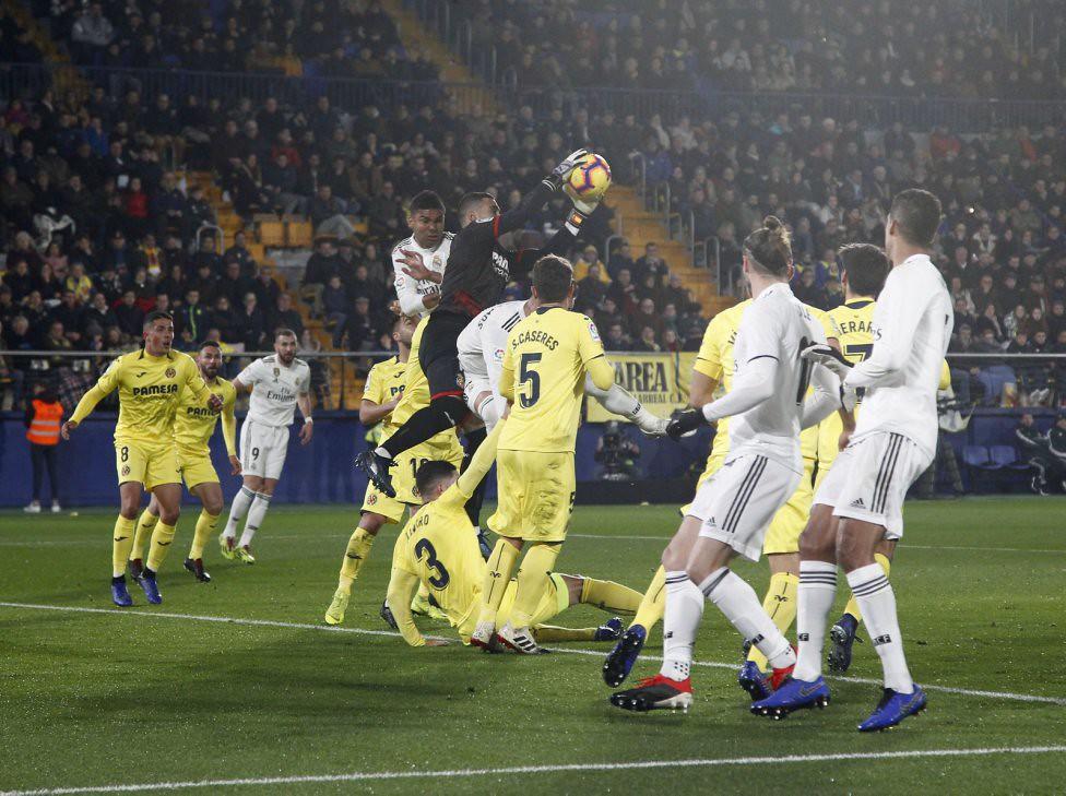 Villarreal Vs Real Madrid Real Madrid Flickr