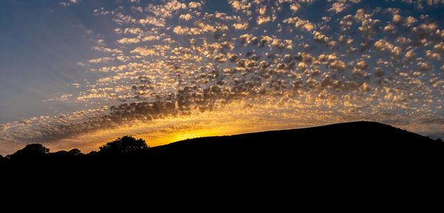 Purbeck Sunset