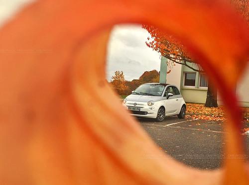 Fiat 500 Autumn   by dsgforever