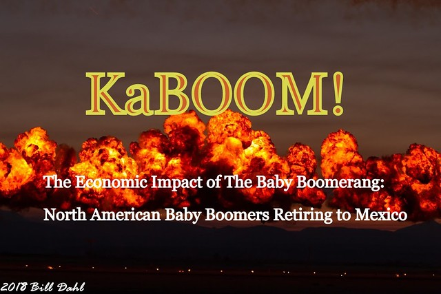 KaBOOM - Boomers Retiring in Mexico