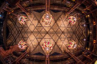 Animal Kingdom Lodge Jambo House Inverted | by TheTimeTheSpace