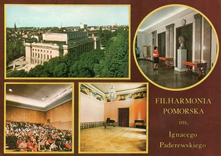 Poland - Bydgoszcz  (The Ignacy Jan Paderewski Pomeranian Philharmonic)