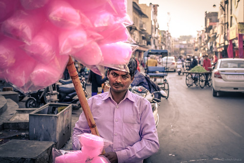 Cotton Candy | by Nitesh-Bhatia