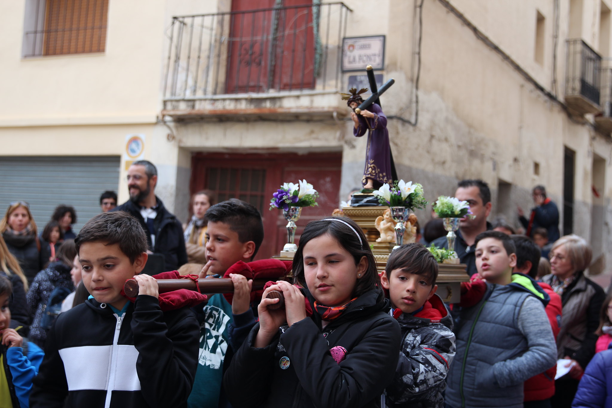 (2018-03-23) II Vía Crucis Infantil (Antonio José Verdú Navarro) (54)