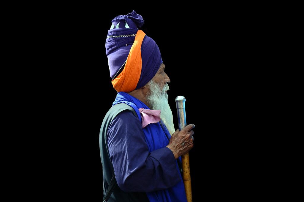 India - Punjab - Anandpur Sahib - Sikh Guardian - 210 | Flickr
