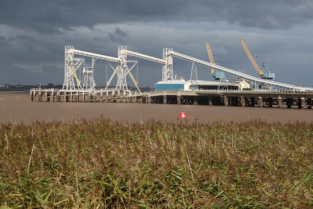 New Holland Pier