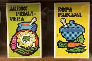 ARROZ PRIMAVERA | SOPA PAISANA