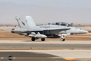 F/A-18D 164683 ED-11 VMFA(AW)-533 | by Ivan Voukadinov