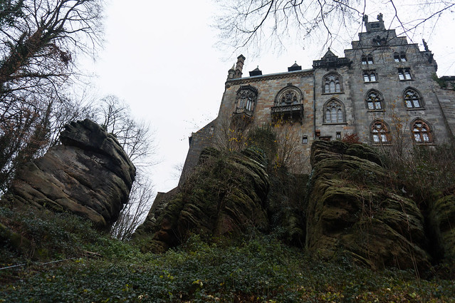 Castle bentheim, Germany - Explored