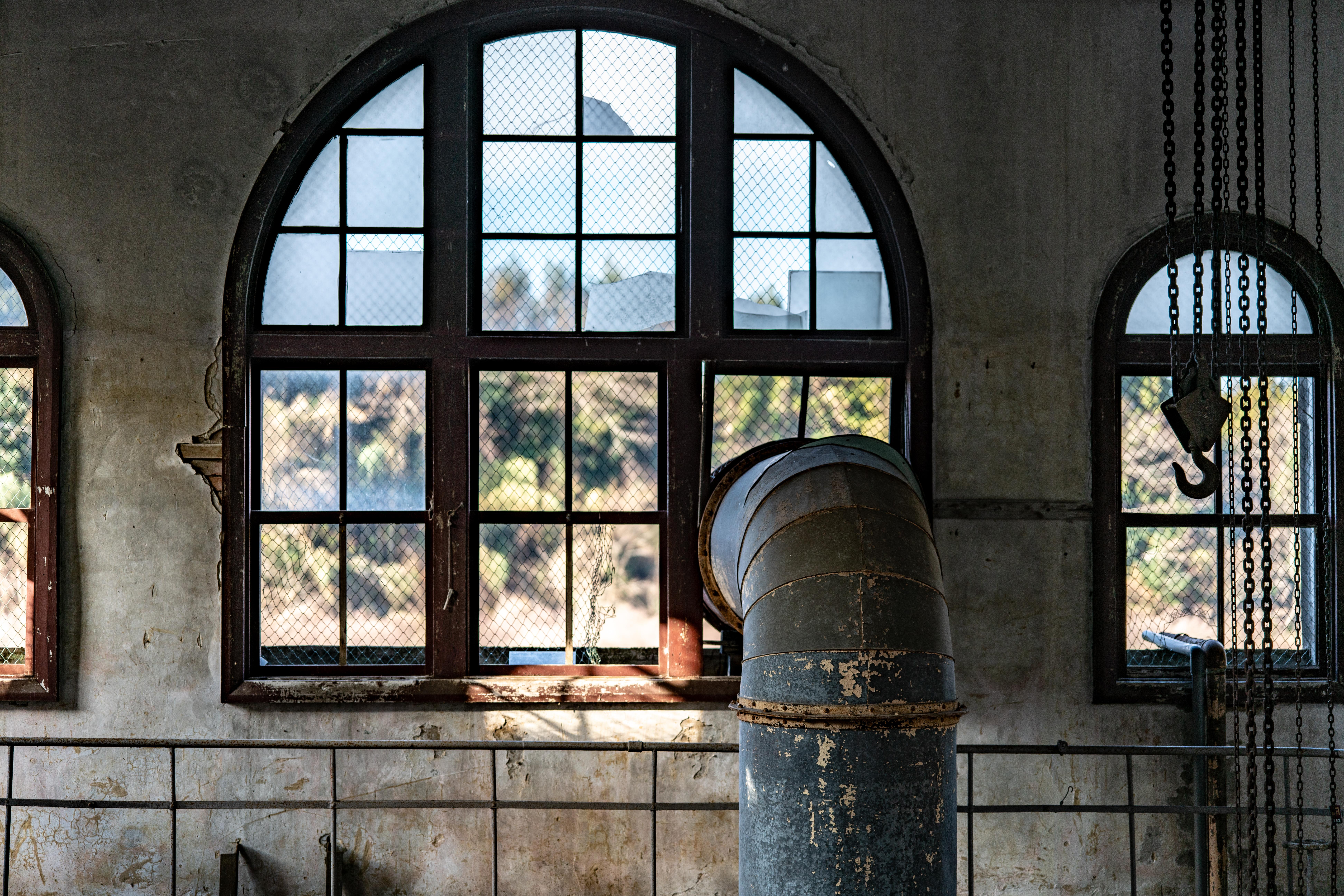 旧八百津発電所