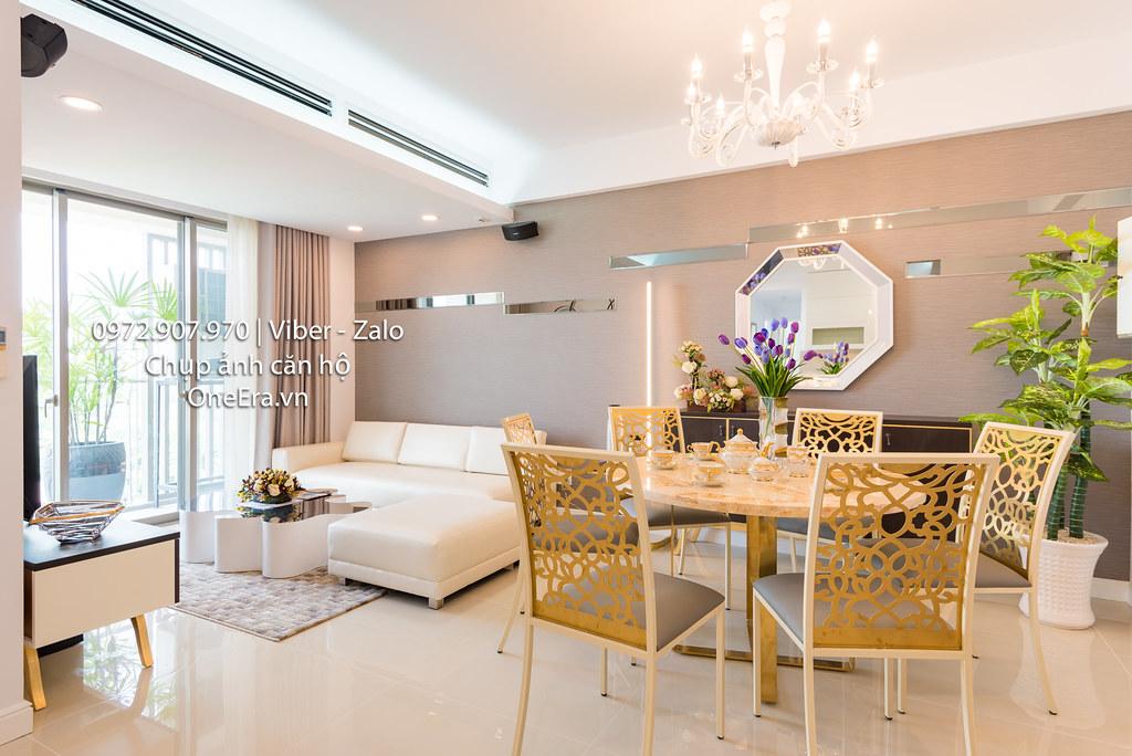 Tận dụng ánh sáng tự nhiên có sẵn của căn hộ