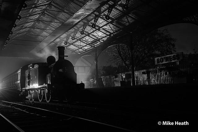 419 - Bo'ness & Kinneil Railway (1)