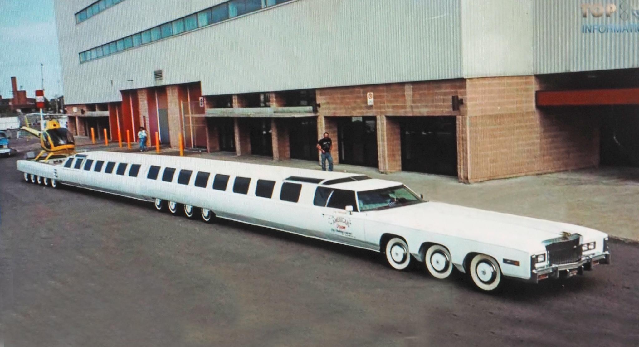 45871678692_c6def28cdd_k The american dream limo - la limousine la plus longue du monde [video]