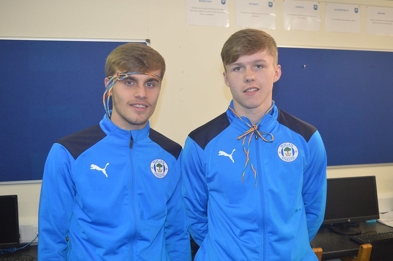 Mitchell Culshaw & James Berry