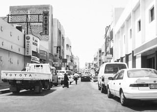 street  of Bahrain
