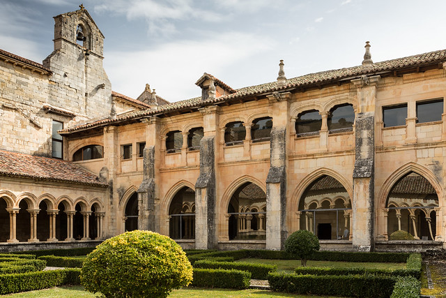 Abadía cisterciense de San Andrés de Arroyo