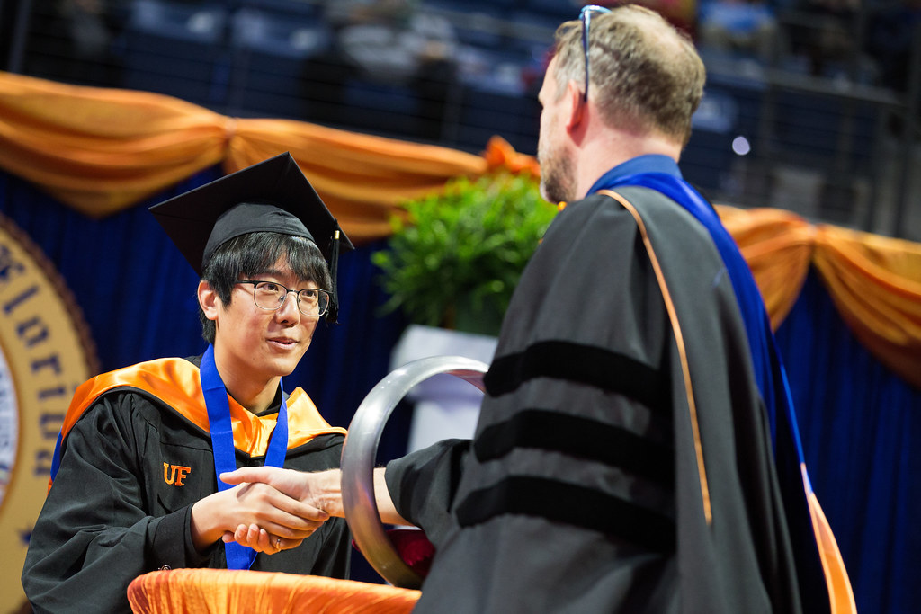 Fall 2018 Commencement   The University of Florida Herbert W