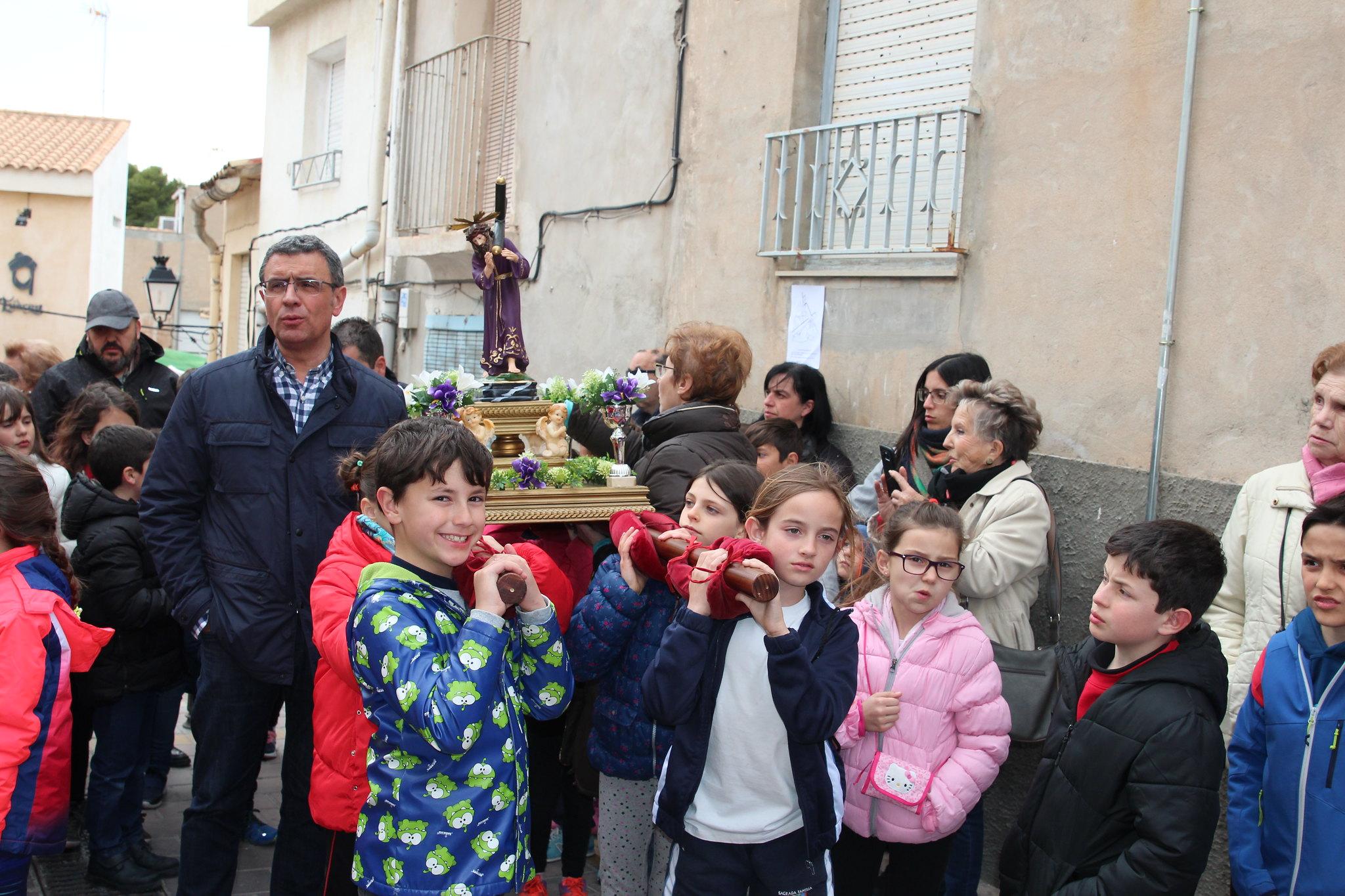 (2018-03-23) II Vía Crucis Infantil (Antonio José Verdú Navarro) (21)