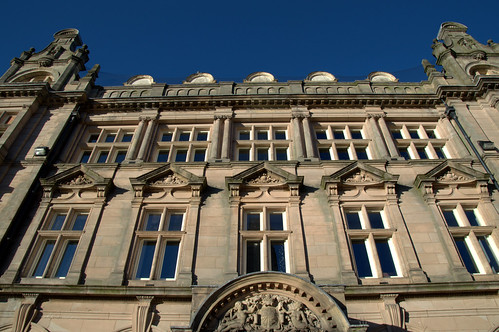 Front of Shankly Hotel, Preston | by Tony Worrall
