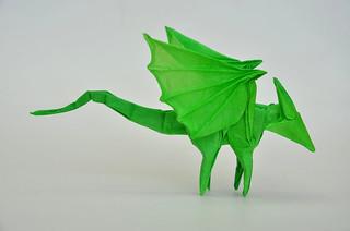 Baby Dragon | by Merlyn Barrer
